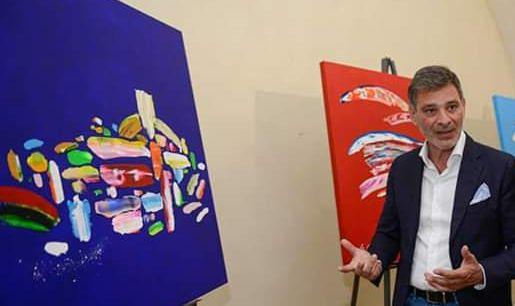 Salerno. 20-22 dicembre, mostra artistica di Gesuino Pinna