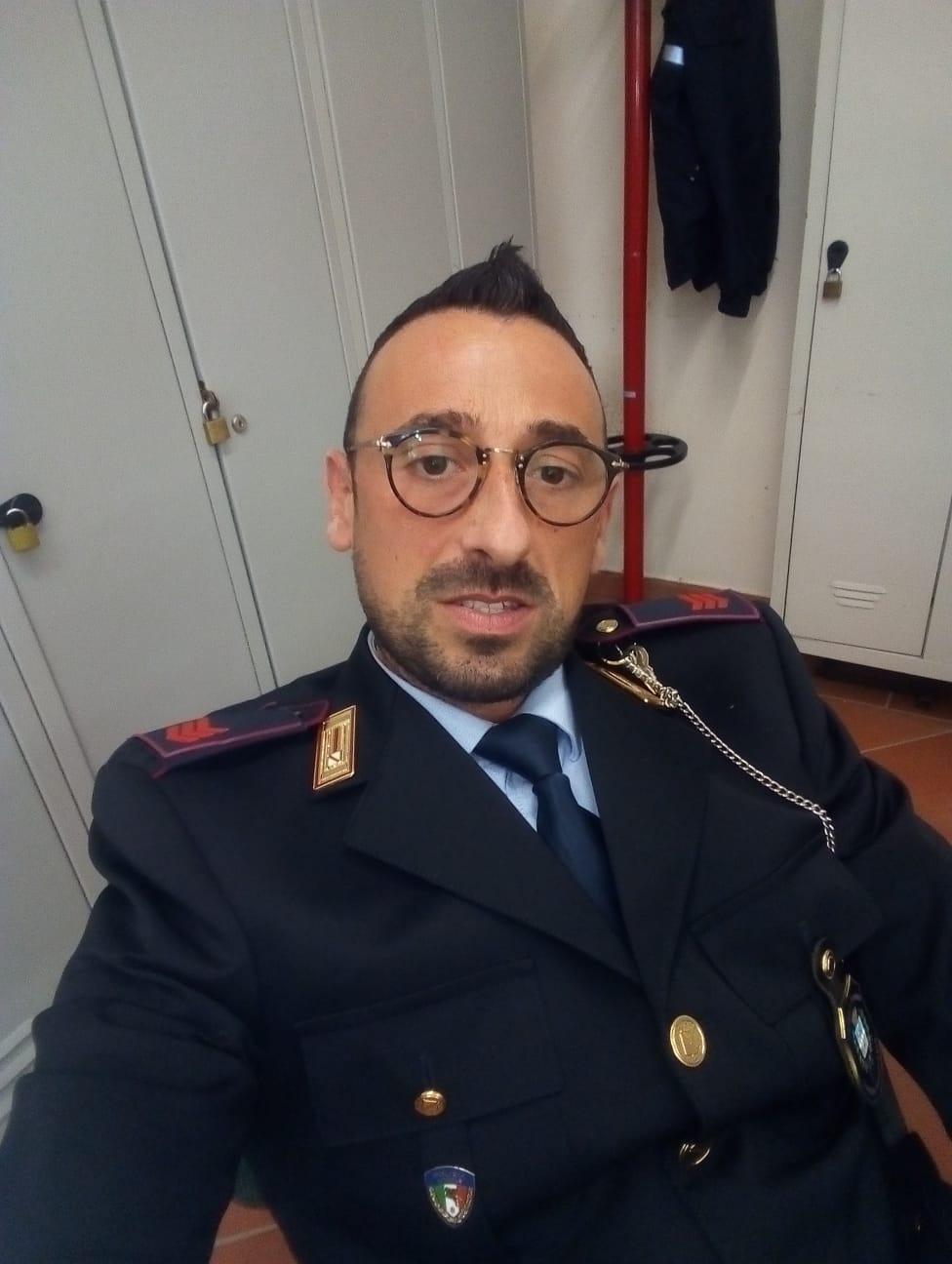 I Vigili Urbani Santoro e Zinno promossi al grado di Maresciallo