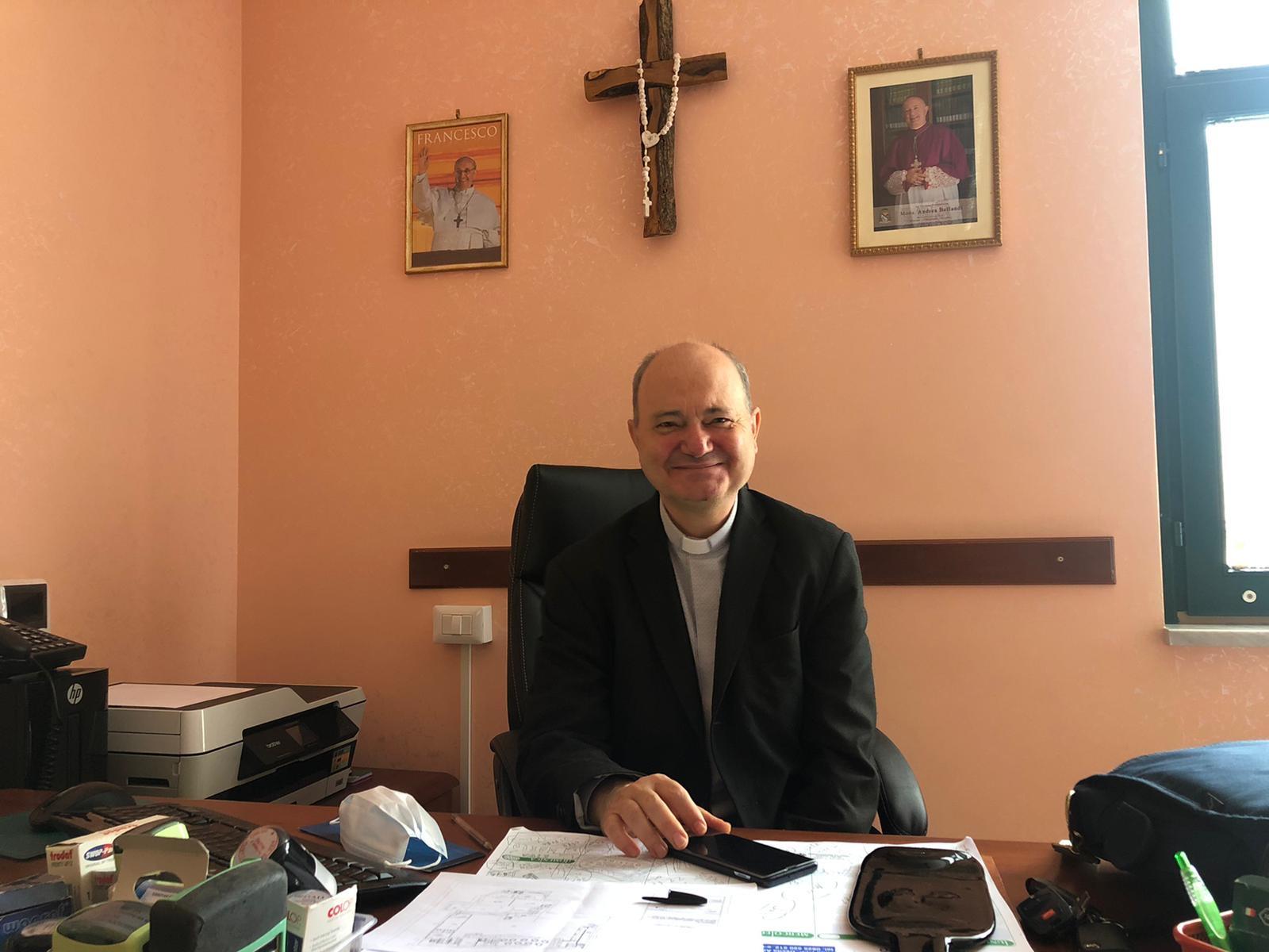 Conferita a don Marco Russo la cittadinanza onoraria di Shama (Libano)
