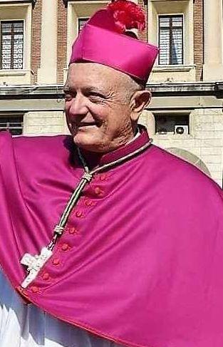 L'Arcivescovo di Salerno, Bellandi, Cittadino onorario di Tiro (Libano)